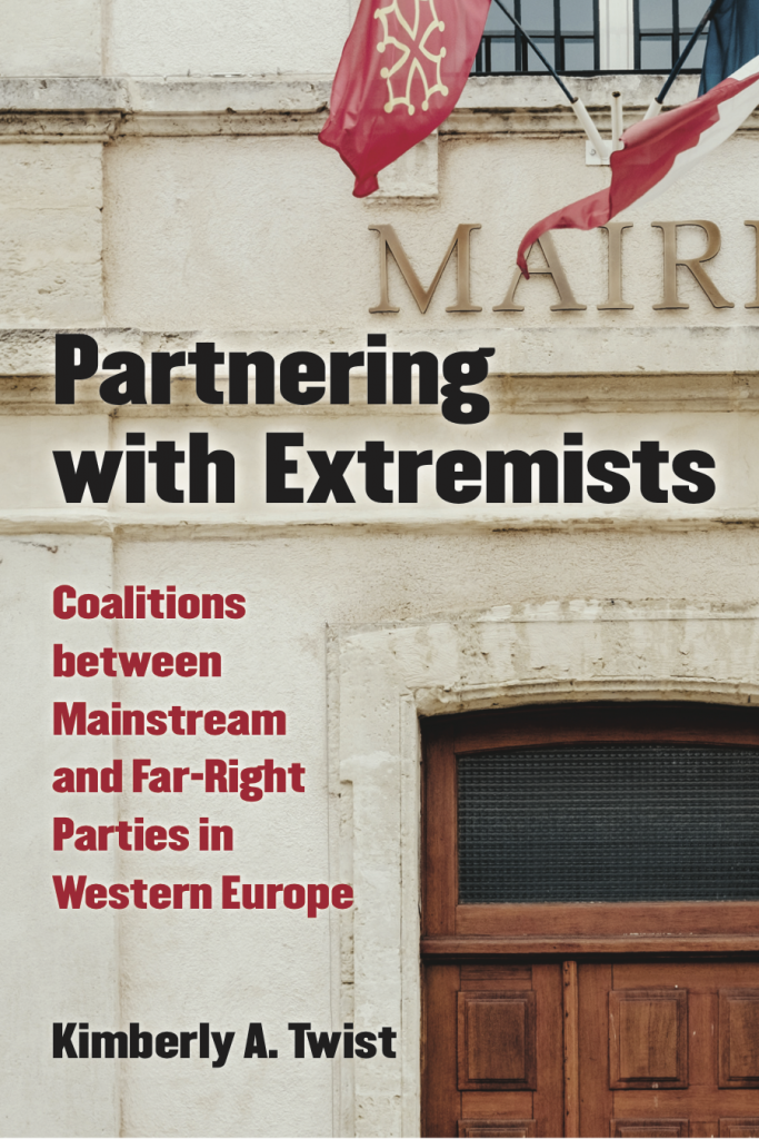 Partnering with Extremists cover